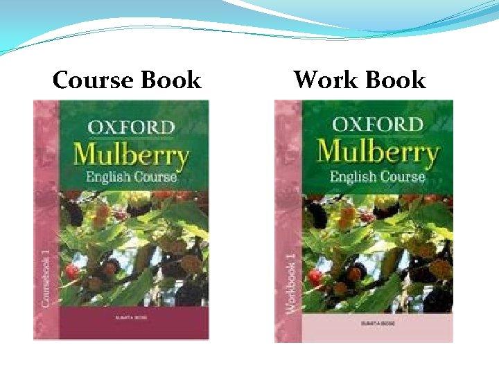 Course Book Work Book