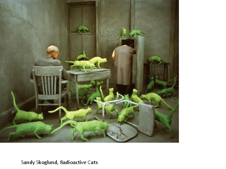 Sandy Skoglund, Radioactive Cats