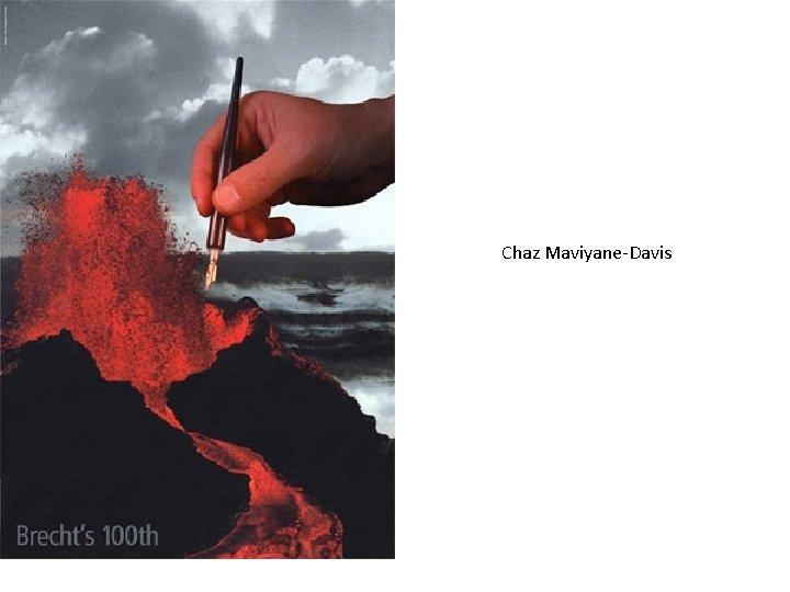 Chaz Maviyane-Davis