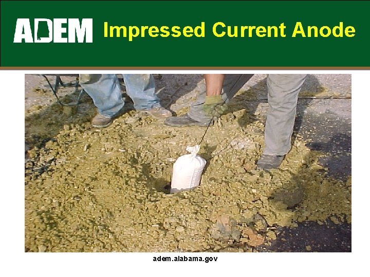 Impressed Current Anode adem. alabama. gov