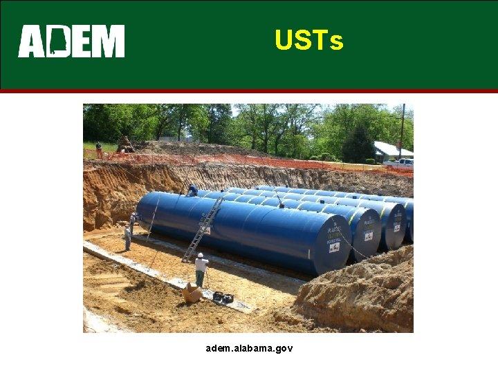USTs adem. alabama. gov
