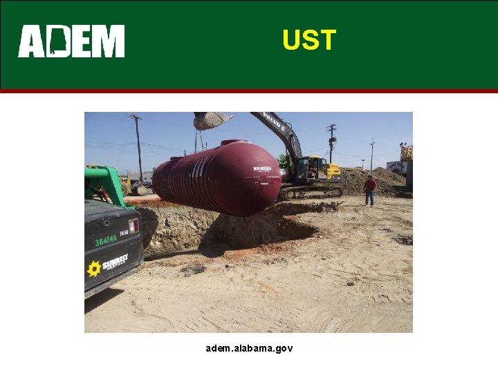 UST adem. alabama. gov