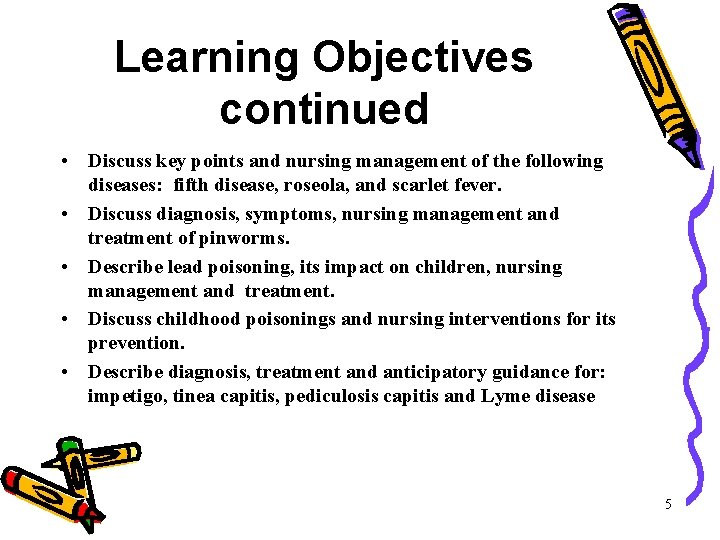 enterobiasis nursing interventions