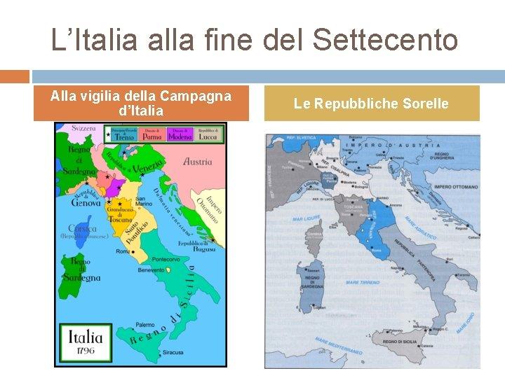 Cartina Italia 1810.Napoleone La Campagna Ditalia Il Direttorio Ancora In