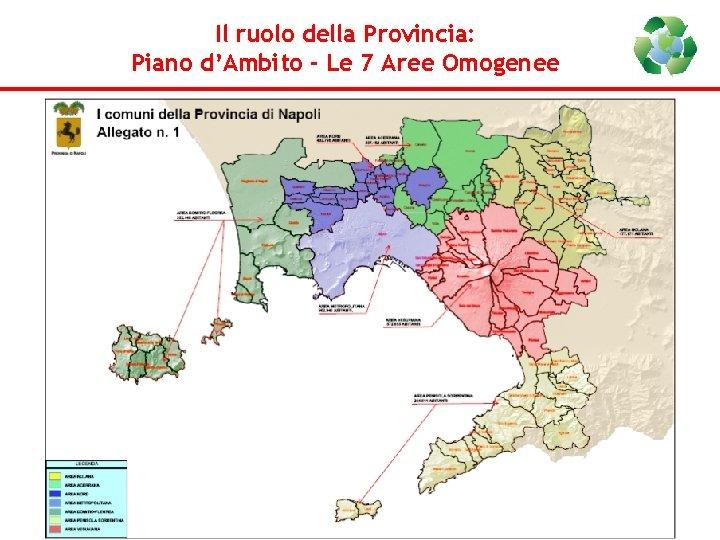 Provincia Di Napoli Cartina.Provincia Di Napoli Il Ruolo Della Provincia Per
