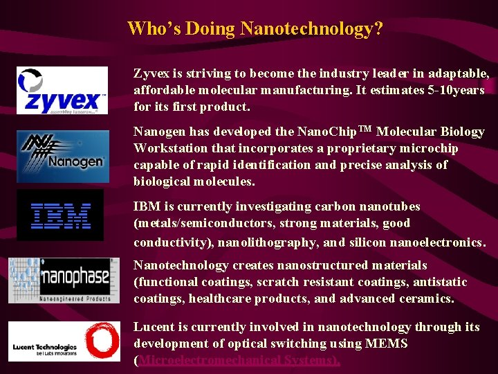 Unbounding The Future The Nanotechnology Revolution By Eric