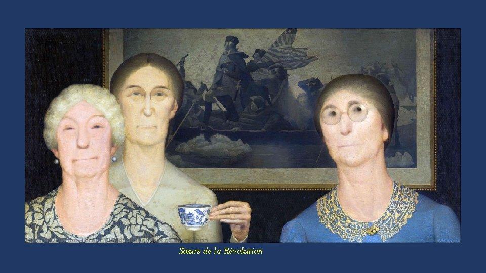 Sœurs de la Révolution