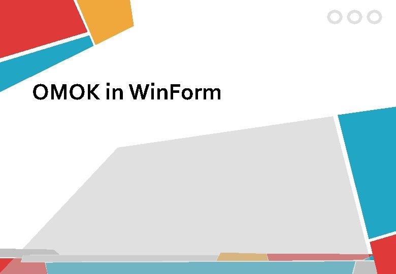 OMOK in Win. Form
