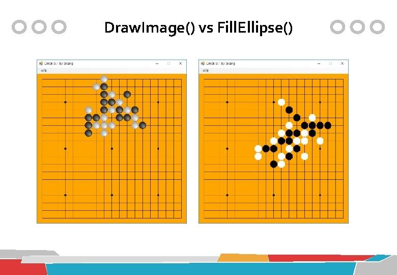 Draw. Image() vs Fill. Ellipse()