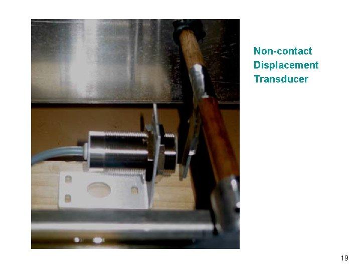 Non-contact Vibrationdata Displacement Transducer 19