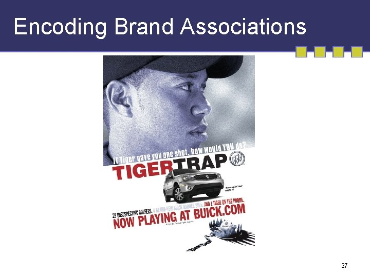 Encoding Brand Associations 27