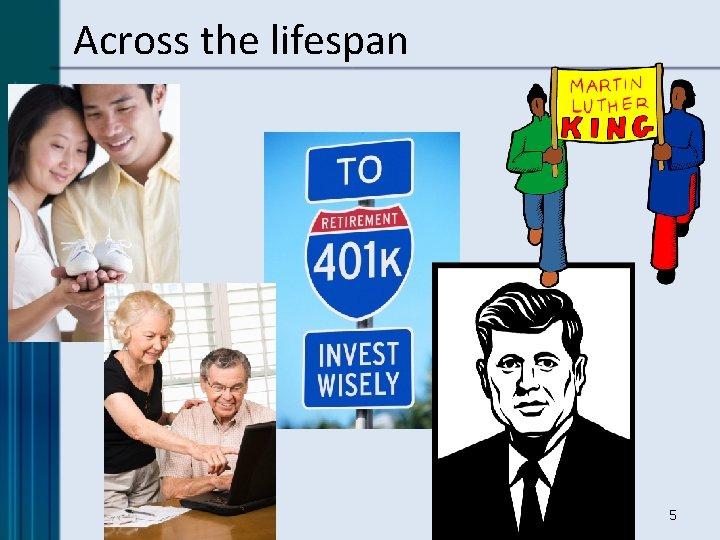 Across the lifespan 5