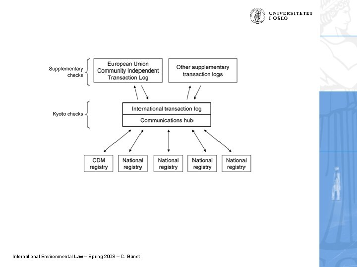 International Environmental Law – Spring 2008 – C. Banet