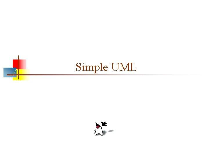Simple UML