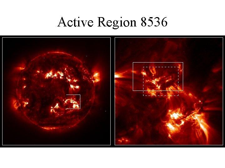 Active Region 8536