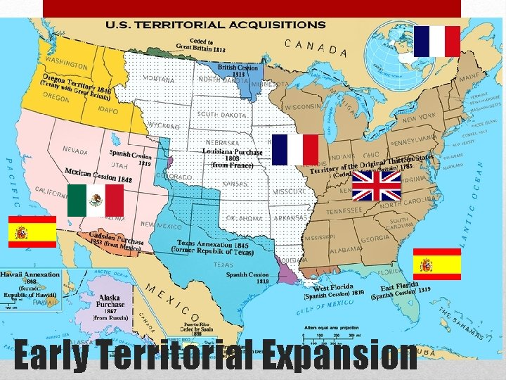 Early Territorial Expansion