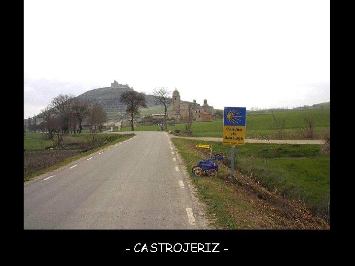 - CASTROJERIZ -