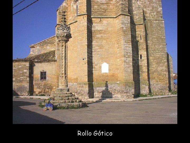 Rollo Gótico