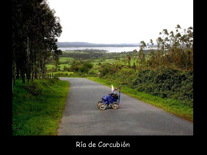 Ría de Corcubión
