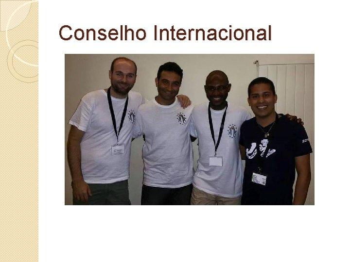 Conselho Internacional