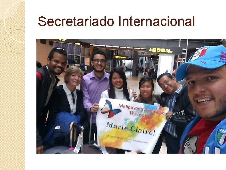 Secretariado Internacional