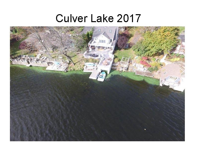 Culver Lake 2017