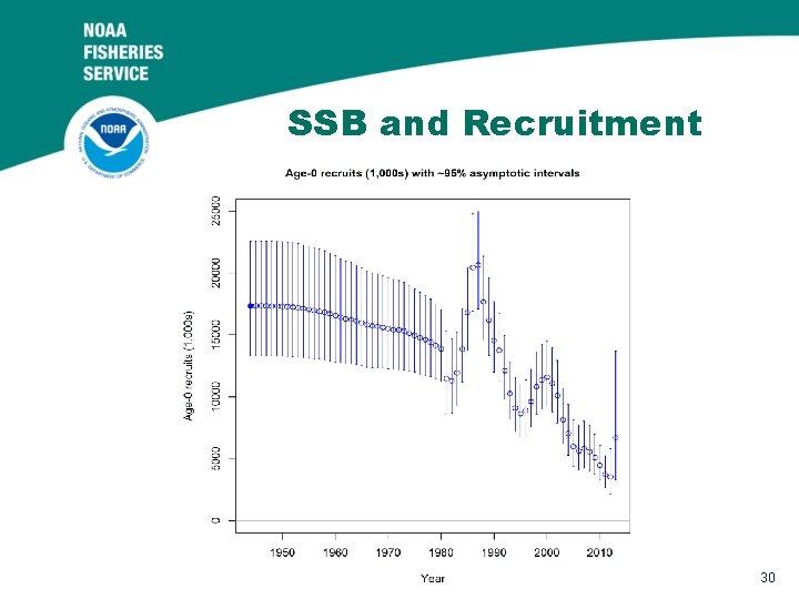 SSB and Recruitment 30