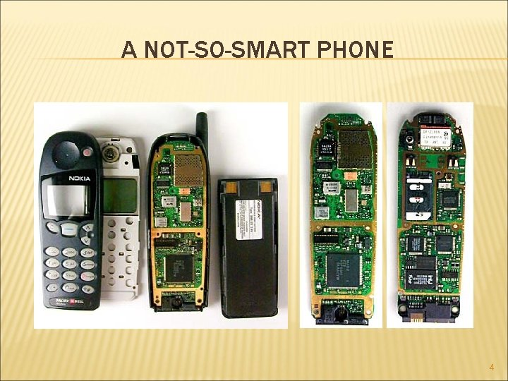 A NOT-SO-SMART PHONE 4