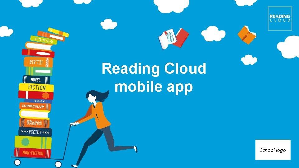 Reading Cloud mobile app School logo