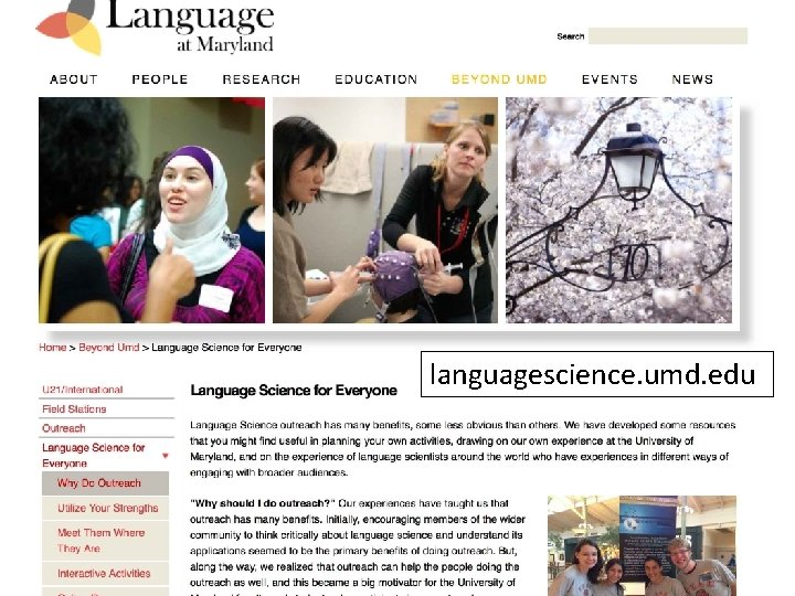languagescience. umd. edu