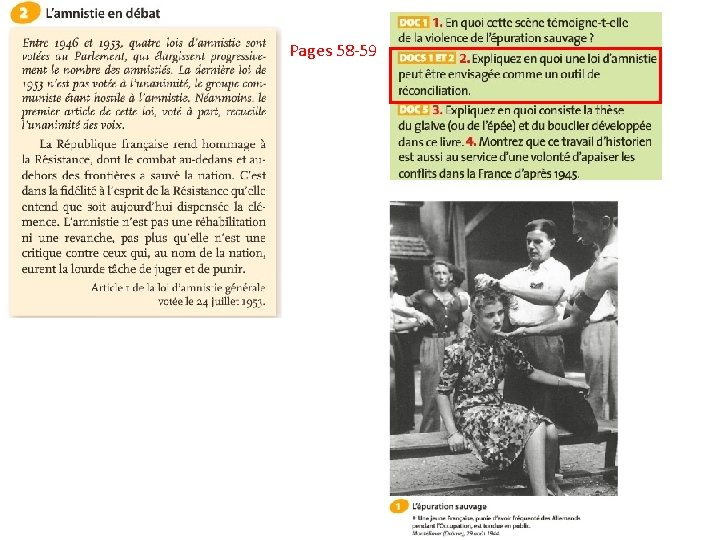 Pages 58 -59
