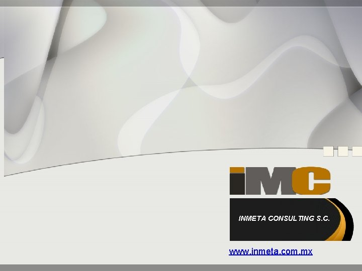INMETA CONSULTING S. C. www. inmeta. com. mx