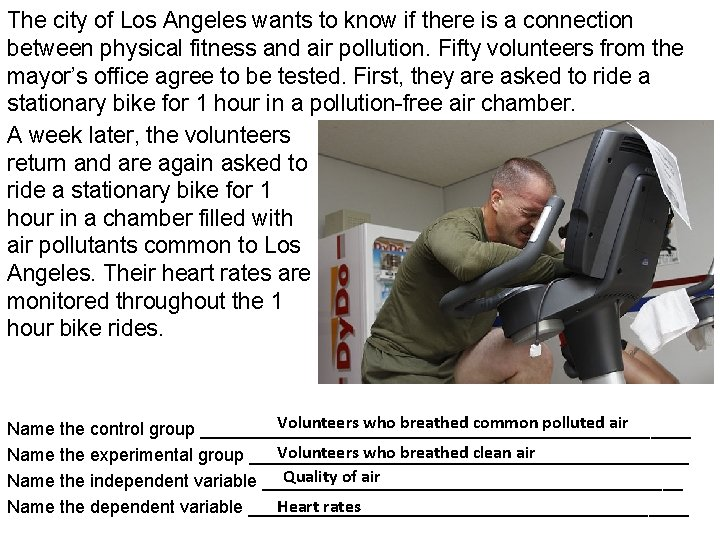 The city of Los Angeles wants to know if there is a connection between
