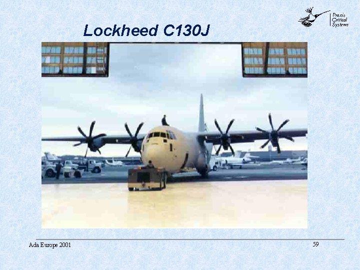 Lockheed C 130 J Ada Europe 2001 abc 59