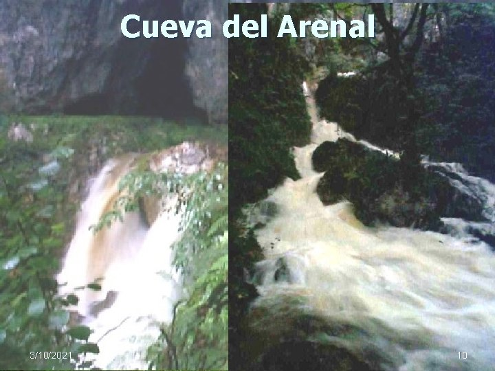 Cueva del Arenal 3/10/2021 10