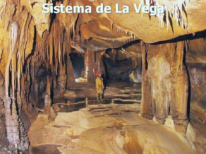 Sistema de La Vega 3/10/2021 8