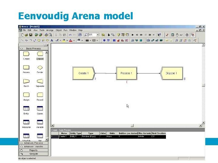 Eenvoudig Arena model 7 september 2011 51