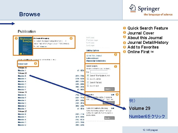 Browse Quick Search Feature Journal Cover About this Journal Detail/History Add to Favorites Online