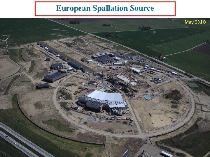 European Spallation Source May 2018 13 -Dec-2018 G. Fanourakis