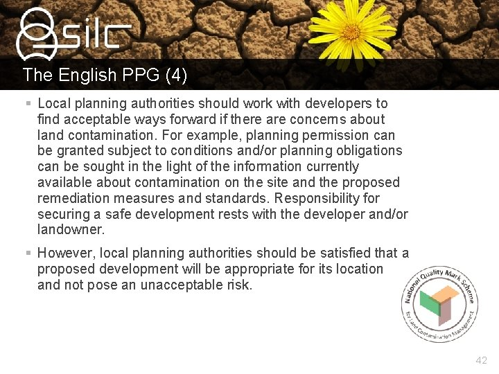 The English PPG (4) § Local planning authorities should work with developers to find