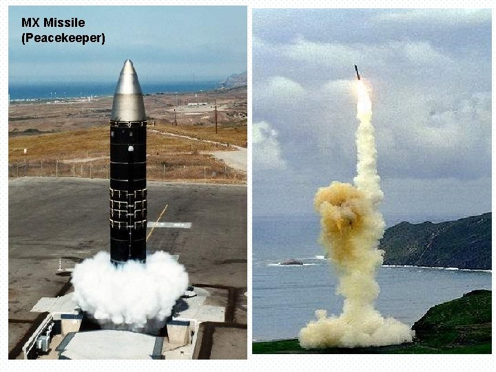 MX Missile (Peacekeeper)