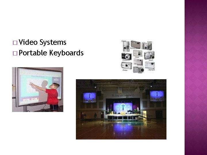 � Video Systems � Portable Keyboards