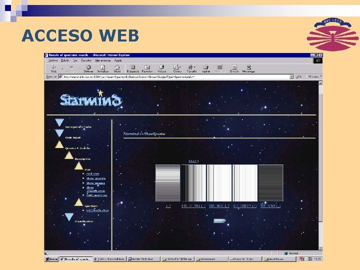 ACCESO WEB