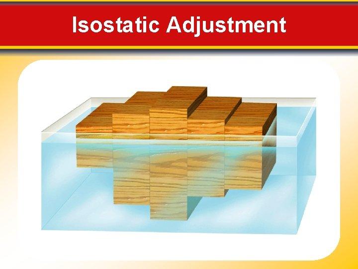 Isostatic Adjustment