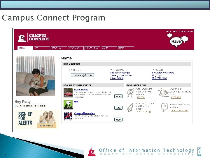 Campus Connect Program 7