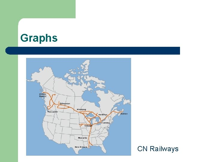 Graphs CN Railways