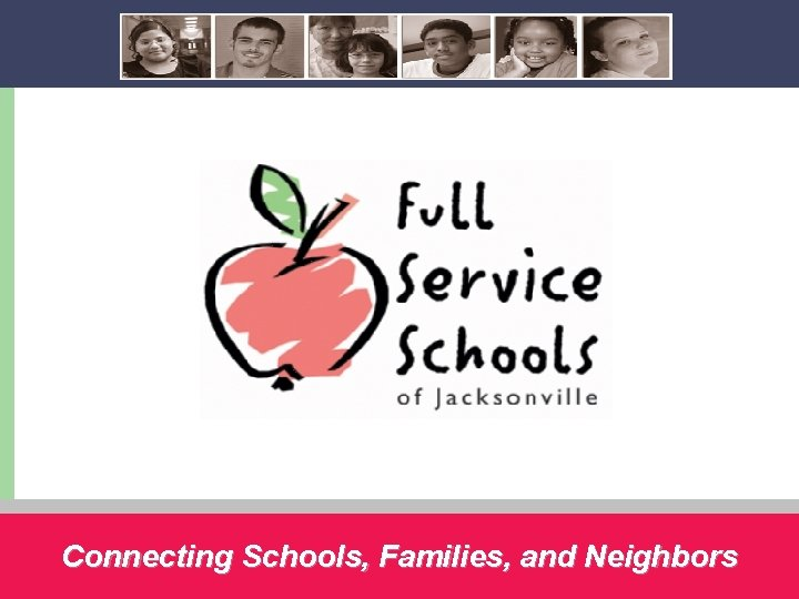 Connecting Schools, Families, and Neighbors