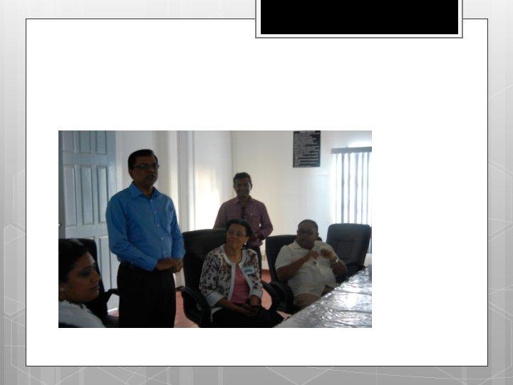 Continuing Medical Education Training Offering: New Amsterdam Hospital CEO, Dr. Vishua Mahadeo