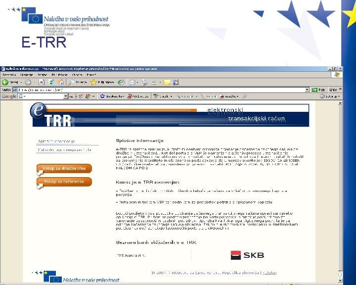 E-TRR