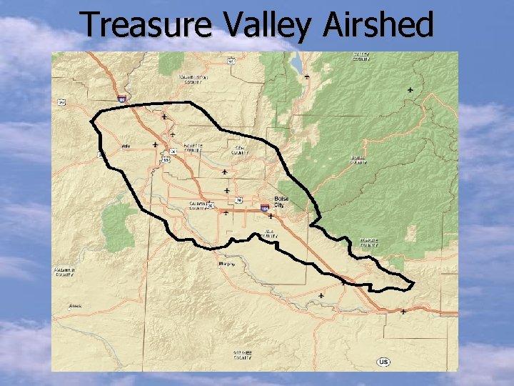 Treasure Valley Airshed
